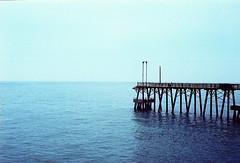 Baja California (Bernardo Mancebo) Tags: california sea sky film analog 35mm lomography waves border chrome bajacalifornia tijuana rosarito