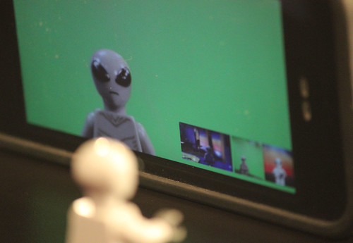 How do aliens communicate? Through Googl by Brian.Neudorff, on Flickr