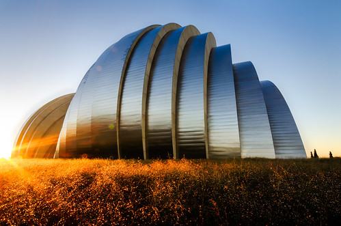 Kauffman Center at Daybreak