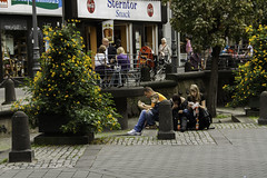 Germany (Allemagne) - Bonn Vol 2 - It's time for a lunch! (saigneurdeguerre) Tags: germany deutschland europa europe bonn north ponte alemania antonio allemagne nordrheinwestfalen alemanha duitsland rhinewestphalia rhénaniedunordwestphalie saigneurdeguerre