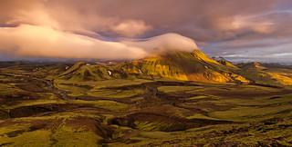 Mt. Storasula, Alftavatn, Iceland