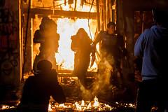 Mass Effect Cosplay (Lucid Dreaming Photography) Tags: light fire photography photo riot shoot cosplay halo mass effect shepard kaidan helal garrus
