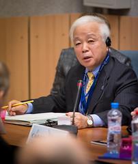 Expedition 38 State Commission (201311060004HQ) (NASA HQ PHOTO) Tags: nasa kazakhstan baikonur cosmonauthotel baikonurcosmodrome billingalls statecommission naokiokumura jaxajapanaerospaceexplorationagency expedition38 expedition38preflight