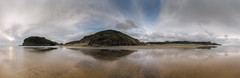 Bethells Beach (Nick Twyford) Tags: longexposure newzealand panorama sea