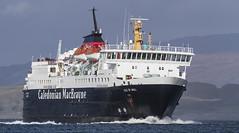 Caledonian MacBrayne Isle of Mull (trevdry10) Tags: sea ferry cat scotland ships fast isleofmull oban shipping isle mul caledonian macbrayne craignure ferrys