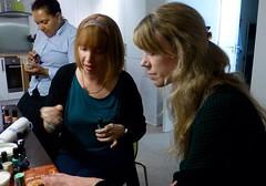 Photo (estherase) Tags: emssimp siobhan pauline kate friends sth stthomashospital stthomas friend