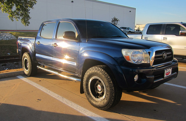 offroad 4x4 2006 toyota tacoma trd