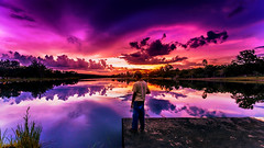 Dreams ... (Valter Patrial) Tags: longexposure sunset brazil brasil ms pantanal campogrande samyang14mmf28 slta99v
