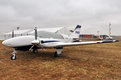 VH-NSK Beechcraft 58 Baron Flight Avionics (Thales Group) (Robert Frola Aviation Photographer) Tags: beechcraft 2013 beechcraftbaron ymav nikond90 avalonairshow2013 vhnsk