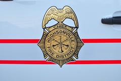 Hughsonville Fire District Chief 45-3 (Triborough) Tags: ny newyork chevrolet gm chief tahoe beacon dutchesscounty hfd chiefscar hughsonvillefiredistrict chief453
