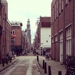___ (Marlonnie) Tags: amsterdam westerkerk newyearsmorning