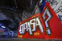 OPASA (4foot2) Tags: street urban streetart london graffiti paint streetphotography can spray waterloo graff spraycan 2014 londongraffiti londonstreetart graffititunnel graffitilondon leakestreet londongraff leakest waterloograffititunnel waterloograffiti leakestreetgraffiti grafflondon waterloograff leakestreetgraff 4foot2 leakestgraff 4foot2flickr 4foot2photostream fourfoottwo opasa opasagraffiti opasagraff