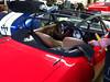 10 Fiat Dino Spider Verdeckmontage bei CK-Cabrio rs 02