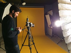 First studio (John Magas - www.johnmagas.com) Tags: lighting john studio photography photographer hasselblad greece commercial strobe magas profoto pocketwizard