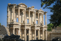 Library of Celsus in Ephesus (PhotoGizmo) Tags: libraryofcelsus ephesus turkey