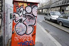 10foot (Ruepestre) Tags: zombra paris art france urbanexploration urban streetart street graffiti graffitis 10foot