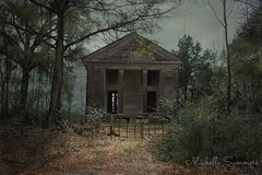 (SouthernHippie) Tags: alabama abandoned americana abandonment architecture american antebellum alone rural ruin ruraldecay rundown rurex rustic road pretty primitive path country countryroad countryside church trees tree history historic historical haunting haunted lonely life landscape woods wow green greekrevival decay deepsouth door dark death grim moody mood michellesummersphotography south southern southernhippie sad serene slavery sky dreamy dramatic gate fence sunlight leaves field outside outdoors