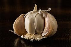 Grandma Gamula (Robin Penrose) Tags: 201703 food garlic ukrainiangrandma sensory triggers memories