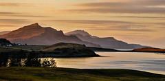 Trotternish ridge, Isle of Skye, Scotland (andrewmckie) Tags: isleofskye skye trotternishpeninsula trotternishridge scotland scottishscenery scottish scenery outdoor dusk explored