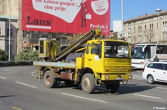 MAN Meccanica 12T 4x4, 'Luka' - Rijeka (HR) (hobi.point) Tags: thommo man meccanica rijeka luka