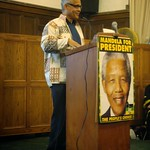 Nelson Mandela Memorial (Professor Ken Salo)