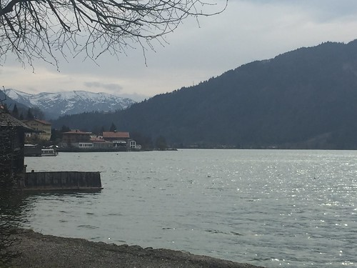 View from Tegernsee, Bavaria (taken 1st April 2017)