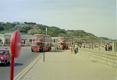 Holiday '76, North Bay, Scarborough (Lady Wulfrun) Tags: holiday bathingpool northbay scarborough 1976 united bus service 109 services lifebout seafront 1970s 76