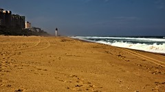 Golden Sands at Umhlanga (Jeremy Hayden Photography) Tags: ifttt 500px lighthouse durban holiday kwazulunatal south africa umhlanga rocks la lucia seaside ocean indian landscape photography skyline seascape beach golden sands