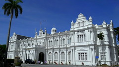 Penang City Hall (stardex) Tags: building architecture heritage sky plant cityhall georgetown penang malaysia unesco