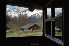 Ouverture sur l'évasion (jean paul lesage) Tags: montblanc alpes alps chamonix charousse alpage chalets hautesavoie alpagedecharousse leshouches