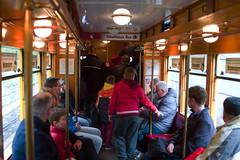 BVG Berlin U3 Historische U-Bahn A1 16.4.2017 (rieblinga) Tags: bvg berlin u3 historische ubahn baureihe a1 fahrt 1642017