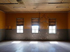 Dormitory (Flo Guichard) Tags: abandoned decay old urbex urban exploration costa rica travel architecture symetry