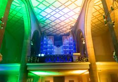 Frankfurt am Main - Luminale 2016, Liebfrauenkirche (CocoChantre) Tags: bremen deutschland europa frankfurtammain hessen innenaufnahme lichtinstallation liebfrauenkirche luminale musik musikinstrument nachtaufnahme orgel welt de