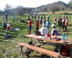 052 Relay Awards Ceremony (saschmitz_earthlink_net) Tags: 2017 california orienteering campscherman girlscoutcamp sanbernardinonationalforest sanjacintomountains laoc losangelesorienteeringclub