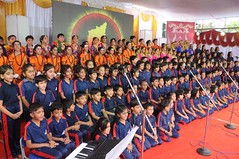 An Apt Answer to the Kaveri Water Issue by 160 Students of Alpine Public School ! (8)