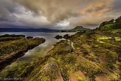 Lurig View (RattySV) Tags: nikon nikond7200 sigma1020mmf456 coantrim northernireland glensofantrim landscape leefilters leelittlestopper longexposure cushendall lurigmountain lurigethanmountain seascape