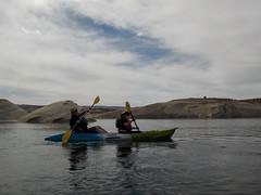 2017-04-17 Lone Rock Canyon (Lake Powell Hidden Canyon Kayak) Tags: kayaking arizona southwest kayakinglakepowell lakepowellkayak paddling hiddencanyonkayak hiddencanyon slotcanyon kayak lakepowell glencanyon page utah glencanyonnationalrecreationarea watersport guidedtour kayakingtour seakayakingtour seakayakinglakepowell arizonahiking arizonakayaking utahhiking utahkayaking recreationarea nationalmonument coloradoriver halfdaytrip lonerockcanyon craiglittle nickmessing lakepowellkayaktours boattourlakepowell campingonlakepowellcanyonkayakaz lonerock