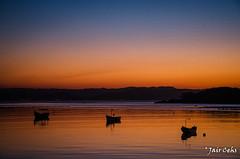 Por do Sol no Ribeirão da Ilha - Florianópolis (Jair Cehs) Tags: pordosol barcos florianopolis ribeirãodailha