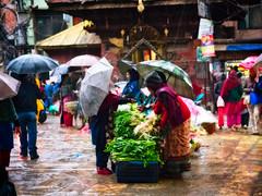 Kathmandu street photo (CamelKW) Tags: abc annapurnabasecamptrek annapurnaregiontrek annapurnasanctuary fishtail kathmandu mbc machapuchare machapucharebasecamp nepal pokhara trekking