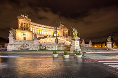 Piazza Venezia in Rome (CAHKT) Tags: altar architecture big building capitol center city cityscape classic column destination downtown emanuele empire europe european evening exterior famous front heritage historic historical history illuminated italian italy landmark landscape light monument night old outdoor piazzavenezia roma roman romano rome scenic sightseeing square stone tourism town travel urban view vittorio
