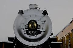 IMG_6688 (joyannmadd) Tags: galvestonrailroadmuseum texas trains railroad tracks traindpot museum historic cars engines memorobilia old sculptures silver diningcar menu plates wheels