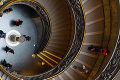 """IMG_2638.jpg (natetsu-ja) Tags: """"the bramante staircase italy roma vaticani musei"""