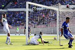 Universidad de Chile vs Santiago Wanderers (lrubilar) Tags: universidaddechile santiagowanderers santiago estadionacional torneodeapertura20162017 torneonacional anfp