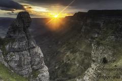 pico del fraile 1 (Javier Colmenero) Tags: alavavision chicosdelalba euskadi nikon nikond3100 orduña sigma1020mm amanecer filtrosraymaster landscape paisaje alava sunset