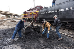 Dan Mackey (dan mackey) Tags: dne28 duluthnortheastern duluth minnesota duluthminnesota 280 steamlocomotive steamcrew