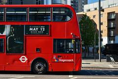 Stagecoach 12331 (cybertect) Tags: 12331 205 adlenviro400 canonfd50mmf14 cityroad ec1 london londonec1 londonbus sl14lnx sonya7 stagecoach bus doubledecker