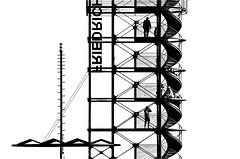 000145 (la_imagen) Tags: sw bw blackandwhite siyahbeyaz monochrome turm tower kule friedrichshafen bodensee laimagen lakeconstanze lagodiconstanza lagodeconstanza