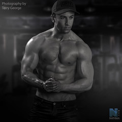 Jay Edwards NFM (TerryGeorge.) Tags: jay edwards nfm cameron coid natural fitness models abs six pack workout toned athletic muscle shirtless hunk teamm8 terry george gay men sexy nude ripped gym