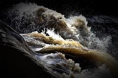 Water Dance (Szoki Adams) Tags: vermont fairfaxfalls powerstation