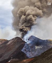 Southeast Crater  •  27/4/2017 (Etna Walk) Tags: etna lava etnaeruption walk eruzione volcano sicily